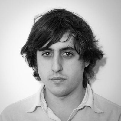 Tadeo Sendon, creator of Generative Net Sampler